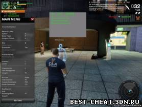 Чит для APB Reloaded WallHack\ESP v1.0