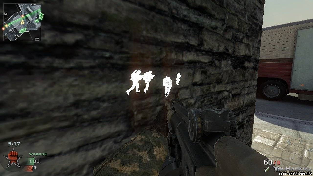 CoD7 Wallhack Chams v0.3.4 New Fix